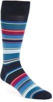 Paul Smith Men's 'Val' Stripe Socks