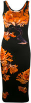 Givenchy printed tree tank dress - women - Spandex/Elastane/Viscose - 36