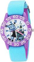 Disney Girl's 'Vampirina' Quartz Plastic and Nylon Casual Watch