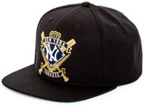 American Needle Spirit Crest BNY Yankees Snapback Hat
