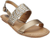 b.ø.c. Double Strap Sandals with Adj. Backstrap - Costa