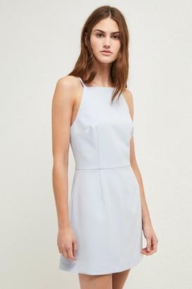 French Connenction Whisper Light Square Neck Dress