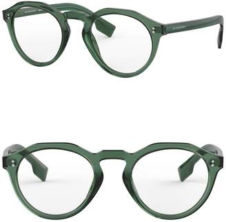 Burberry 48mm Round Glasses