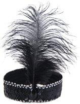 Lookatool Kids Girls hairband Feather Hair Band Headband