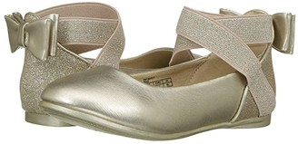 Kenneth Cole Reaction Tap Glitz (Toddler) (Gold) Girl's Shoes