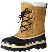 Sorel Men's Caribou Snow Boots - Black/ Tusk 9.5