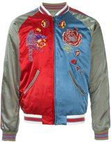Diesel 'J-Oito' reversible bomber jacket