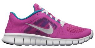 Nike Free Run 3 3.5y-7y Girls' Running Shoes