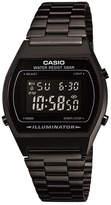 Casio Vintage Digital Watch Black