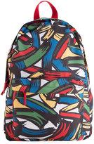 Stella McCartney printed backpack - kids - Polyester/Polyurethane - One Size