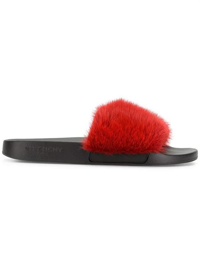 Givenchy slide sandals