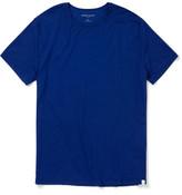 Derek Rose Basel 1 Midnight Men'S S/S R/N T-Shirt