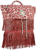 Scotch & Soda Kids Backpack With Fringe (Toddler/Kid) - Multi - One Size