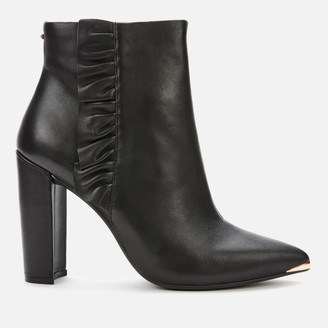 Ted Baker Women's Frillil Leather Ankle Boot