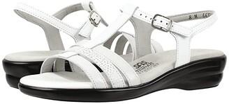 SAS Capri (Black Snake) Women's Shoes