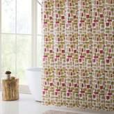 Vc New York VC New York Merry Gifts Shower Curtain, Bath Rug & Hook Set
