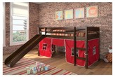 ACME Furniture Wasila Kids Bed Red - Acme