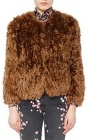 Isabel Marant Alpaca Fur Coat