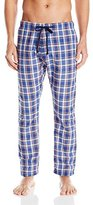 Bottoms Out Men's Plaid Woven Sleep Pant