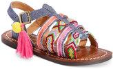 Sam Edelman Gigi Nancy Embellished Sandals, Little Girls (11-3) and Big Girls (3.5-7)