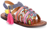 Sam Edelman Gigi Nancy Embellished Sandals, Little Girls (11-3) & Big Girls (3.5-7)