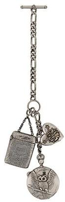 Alexander McQueen Locket Charm Brooch