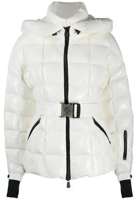 MONCLER GRENOBLE Buckled Puffer Jacket
