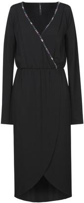 Pianurastudio Knee-length dresses - Item 34972754DR