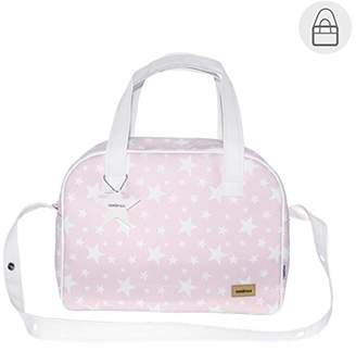 Camilla And Marc Cambrass Prome Maternity Bag, Etoile Pink, 18 x 44 x 33 cm