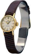 One Kings Lane Vintage 18K Gold Ladies Movado Watch, 1960