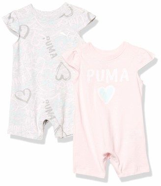 Puma Baby Girls' Romper Set