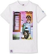 Lambretta Boy's Performance Tee T-Shirt