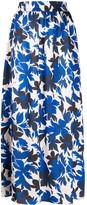 Moschino floral print skirt