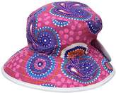 BaBy BanZ Baby Girls' Banz UPF 50+ Reversible Hat