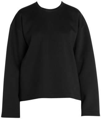 Stella McCartney Fringe Jersey Sweatshirt