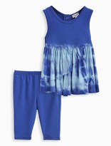 Splendid Baby Girl Tie Dye Dress Set