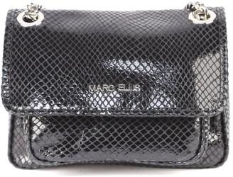 Marc Ellis Rubye M Bag In Laminated Effect Leather