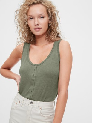 Gap Softspun Sleeveless Tank Top