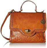 American West Hidalgo Top-Handle Convertible Flap Bag