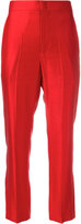 Isabel Marant tailored trousers - women - Cotton/Ramie/Viscose - 36