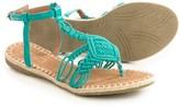 Yoki Iric Crochet Sandals (For Women)