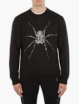 Lanvin Black Spider Motif Sweatshirt
