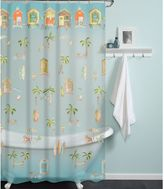 Bed Bath & Beyond PEVA Cabana Beach Shower Curtain