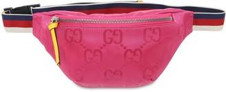 Gucci Gg Supreme Nylon Belt Bag