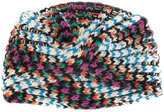 Missoni knitted turbant - women - Polyester/Cashmere - One Size
