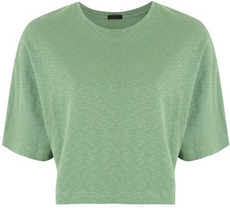 OSKLEN Rusy cropped T-shirt