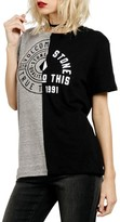 Volcom Women's Let's Split Tee