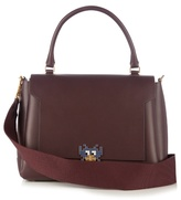 Anya Hindmarch Space Invaders Bathurst leather tote