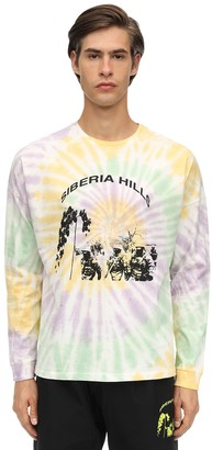 Siberia Lsd Long Sleeve Cotton T-Shirt