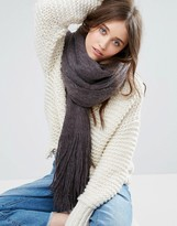 Free People Kolby Brushed Knit Scarf